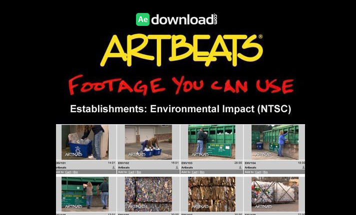 ARTBEATS - ESTABLISHMENTS ENVIRONMENTAL IMPACT (NTSC)1