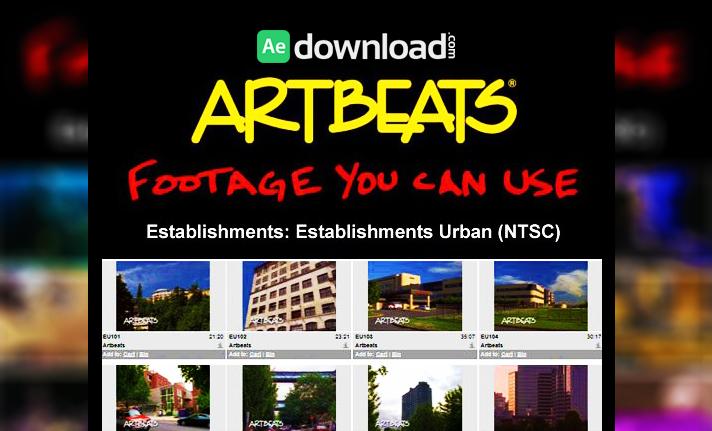 ARTBEATS - ESTABLISHMENTS ESTABLISHMENTS URBAN (NTSC)