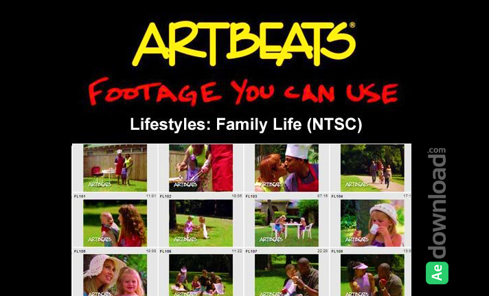 ARTBEATS - LIFESTYLES FAMILY LIFE (NTSC)1