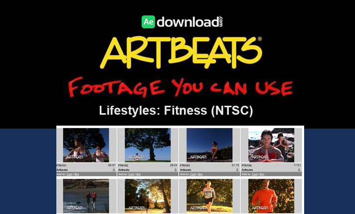 ARTBEATS - LIFESTYLES FITNESS (NTSC)