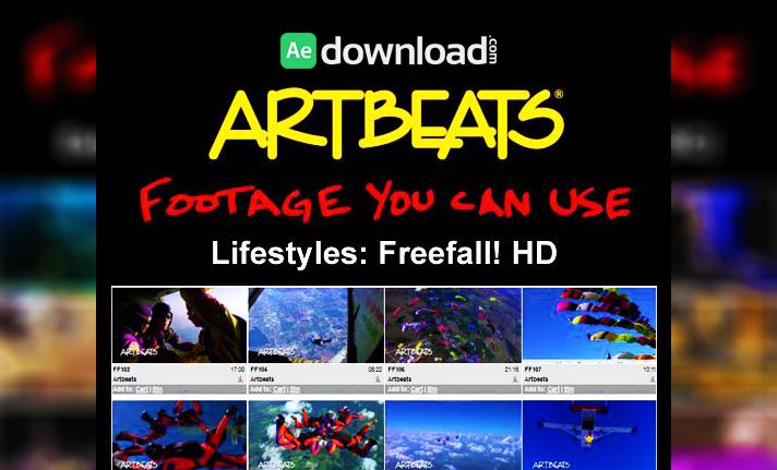 ARTBEATS - LIFESTYLES FREEFALL! HD