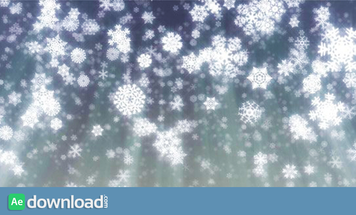 CHRISTMAS SNOWFLAKES FALLING ON GREY BACKGROUND - STOCK FOOTAGE (ISTOCK VIDEO) free download