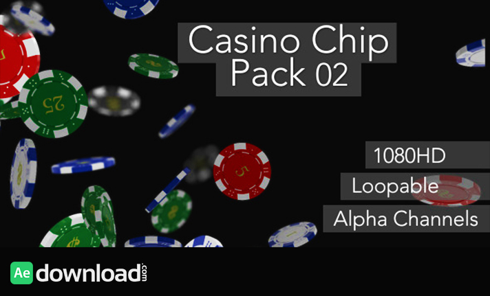Casino Chip Pack 02 free download