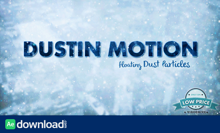 Dust in Motion - Organic Particles free download