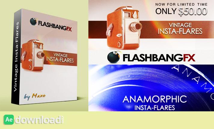 FLASHBANGFX VINTAGE INSTA-FLARES (68 PACKS) free download