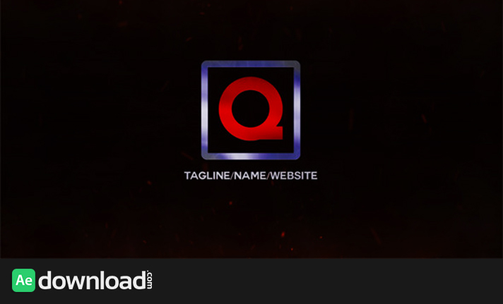 Flame Logo free download free project videohive free download