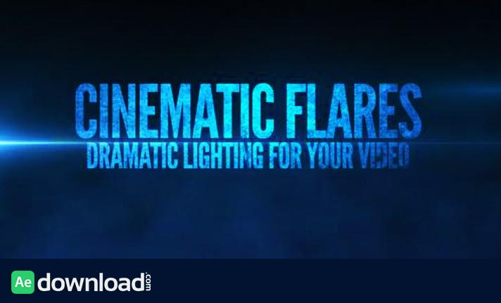 RAMPANT DESIGN TOOLS - CINEMATIC FLARES