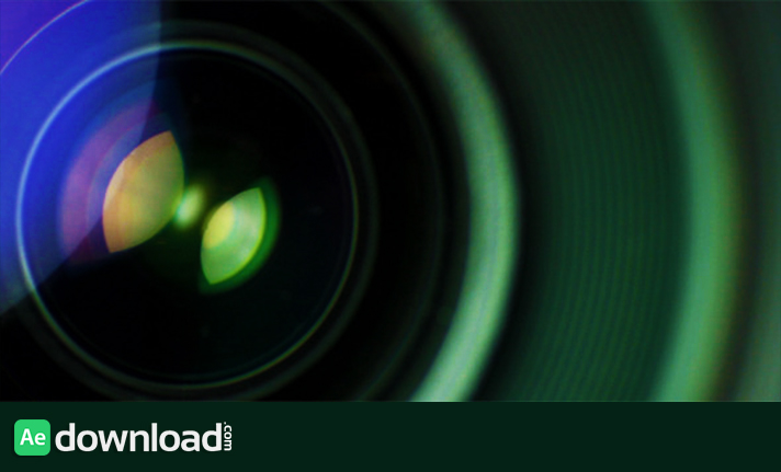 Rotating Lens Transition (2-Pack) (Stock Footage) free download