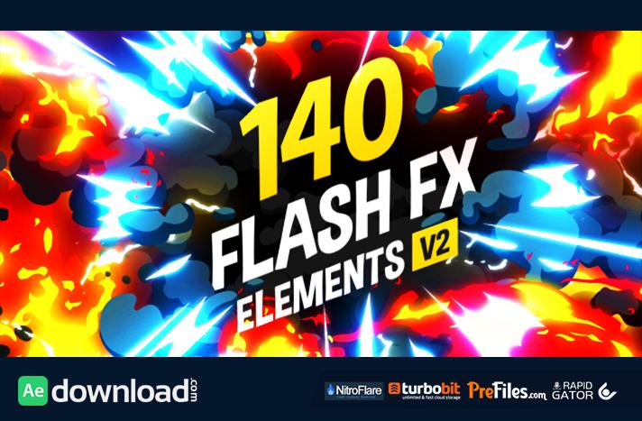 140 Flash Fx Elements Free