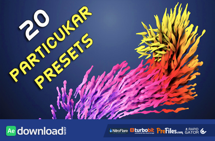 after effects cs6 particular plugin free download