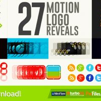 27 MOTION LOGO REVEALS (VIDEOHIVE) – FREE DOWNLOAD