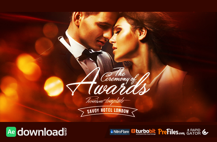 Awards Ceremony Free Download After Effects Templates