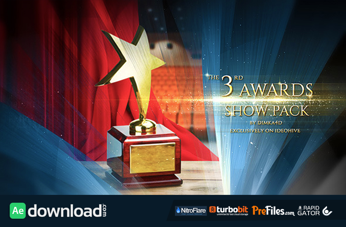 Awards Pack III Free Download After Effects Templates