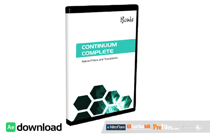BORIS CONTINUUM COMPLETE (BCC) Free Download After Effects Templates