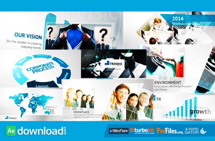 Corporate Free Download After Effects Templates