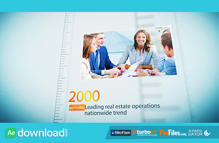 Corporate Timeline Free Download After Effects Templates