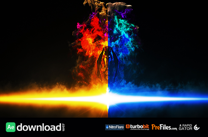 Dragon Fire Logo Reveal Free Download After Effects Templates
