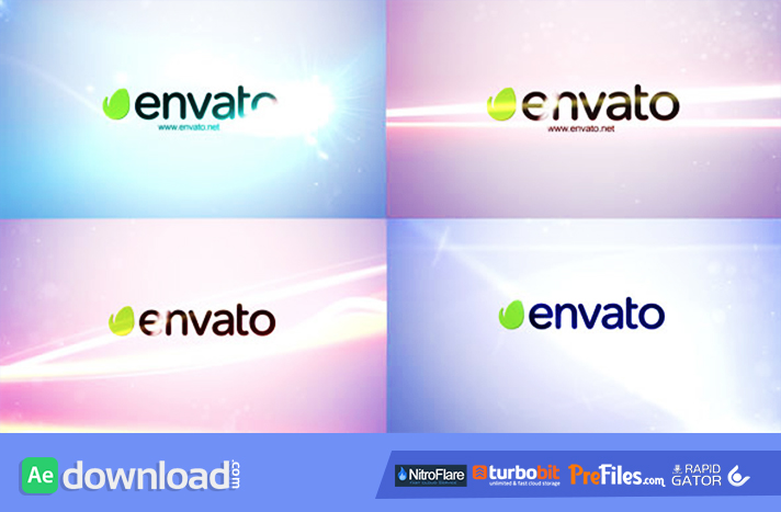 Elegant Clean Logo Pack Free Download After Effects Templates