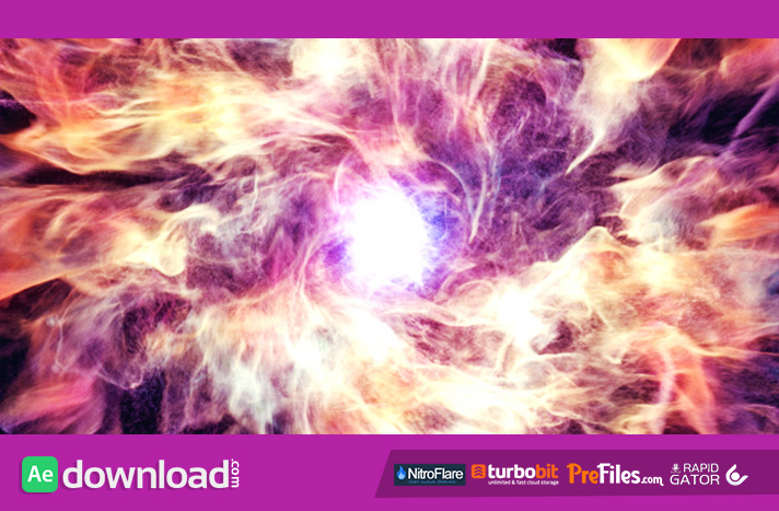 Energy Explosion Logo Reveal Free Download After Effects Templates
