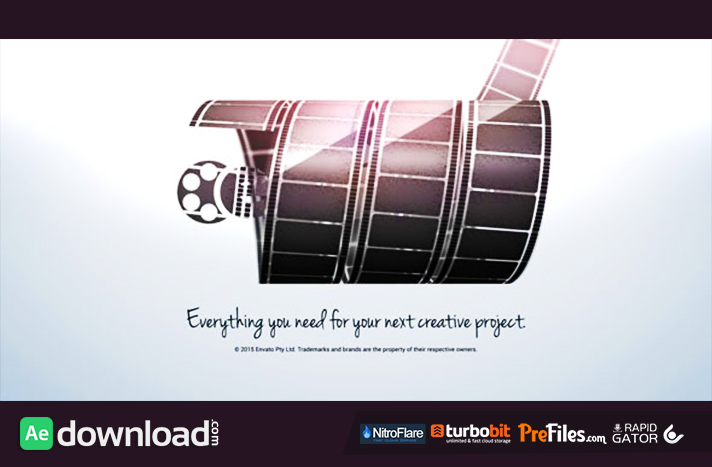 Film Reveal Free Download After Effects Templates