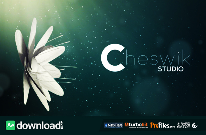 Flower Logo Free Download After Effects Templates