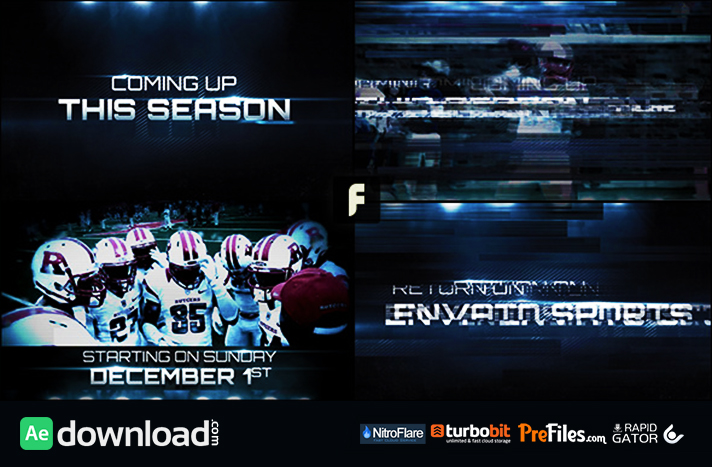 Glitch Promo Free Download After Effects Templates
