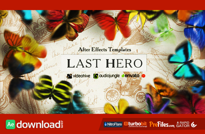 Last Hero Free Download After Effects Templates