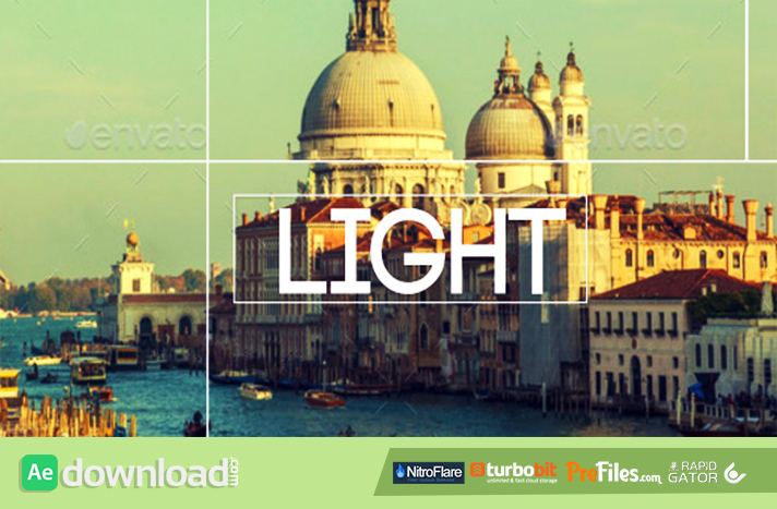 Lines Slide Show Free Download After Effects Templates
