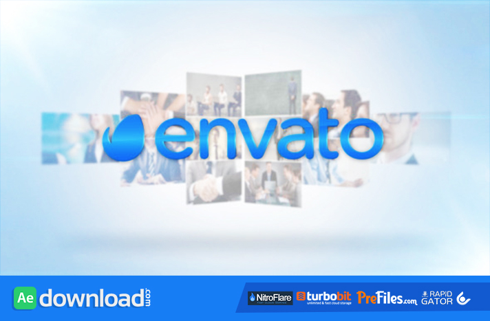 Multi Photo Logo Intro Free Download After Effects Templates
