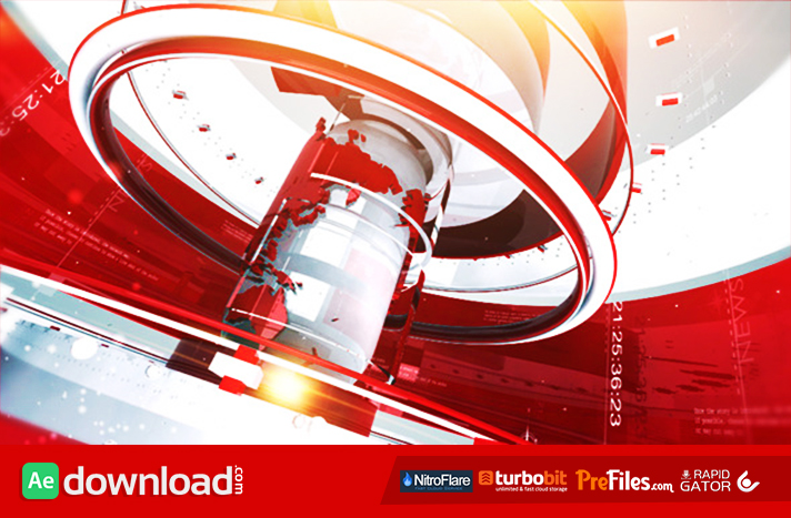 News Package Free Download After Effects Templates