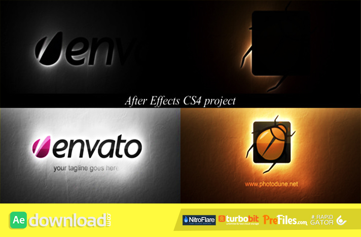 Power On Logo Free Download After Effects Templates