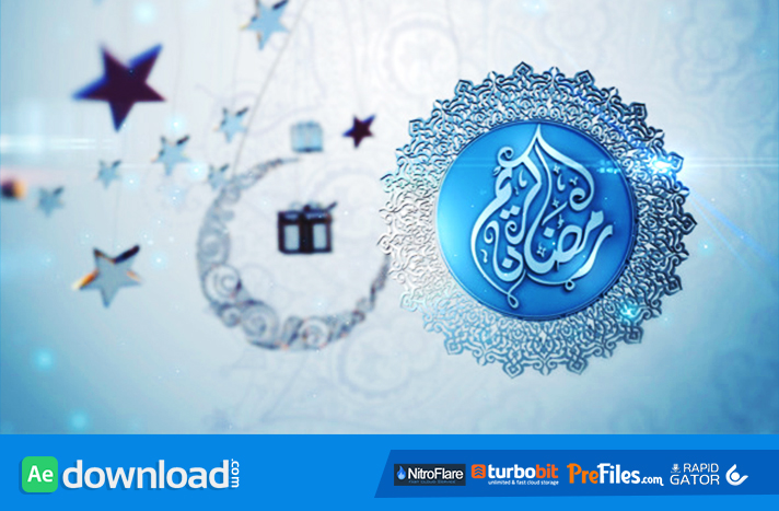 Ramadan Blessing Pack Free Download After Effects Templates