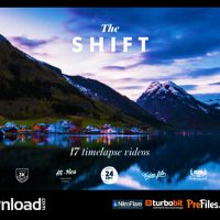 THE SHIFT – TIMELAPSE VIDEOS – CREATIVEMARKET – FREE DOWNLOAD