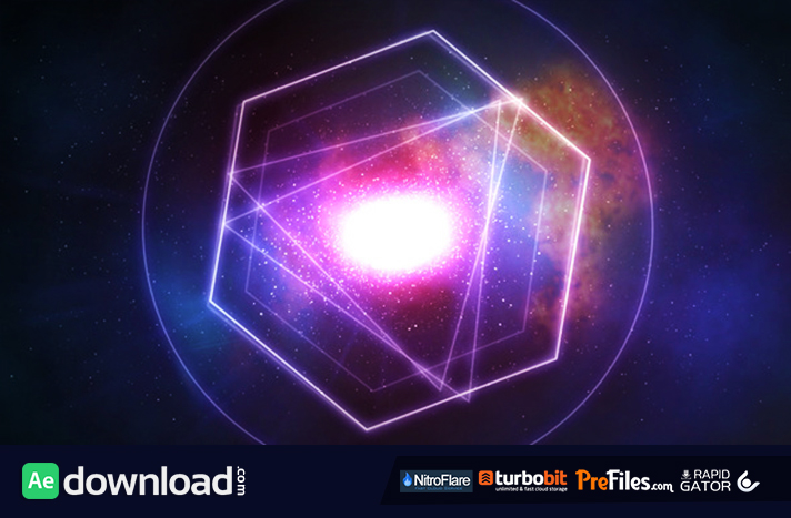 The Universe Within free videohive template download
