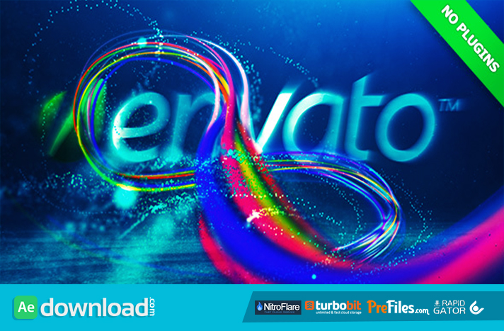Underwater Logo Reveal Free Download After Effects Templates