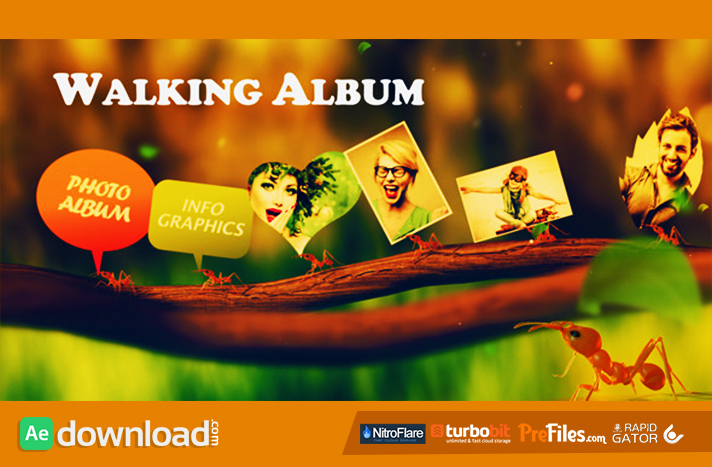 Walking Album Free Download After Effects Templates