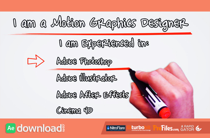 Whiteboard Animation Free Download After Effects Templates