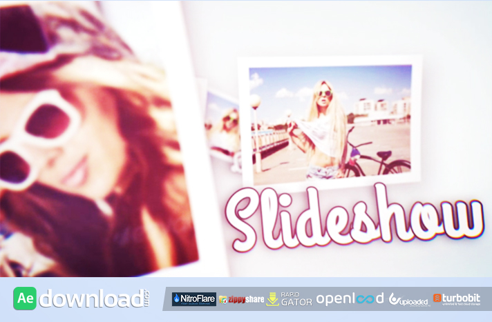 3D Photo Gallery free download (videohive template)