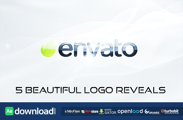 Beautiful Logo Intros free download (videohive template)Beautiful Logo Intros free download (videohive template)