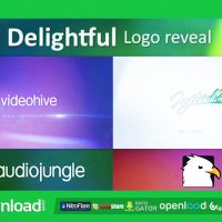 DELIGHTFUL LOGO REVEAL FREE DOWNLOAD – VIDEOHIVE