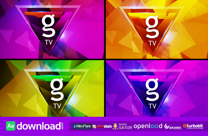 Glamour Fashion Broadcast Pack (videohive template)