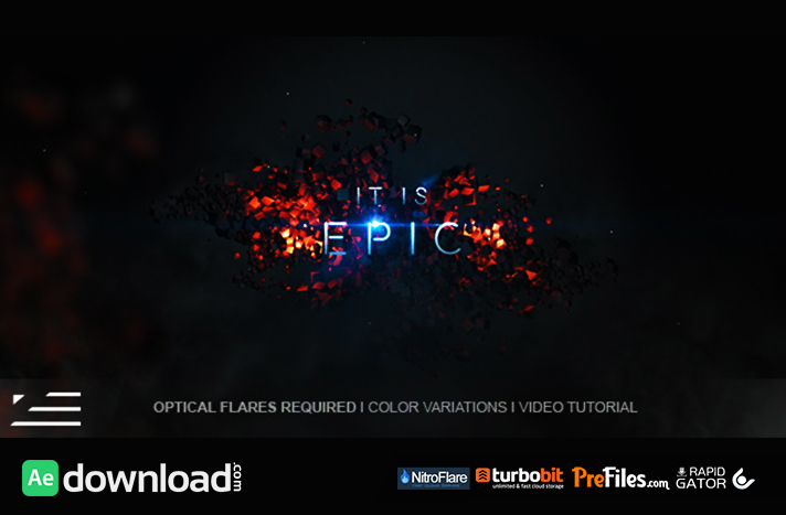 Isolation Free Download After Effects Templates