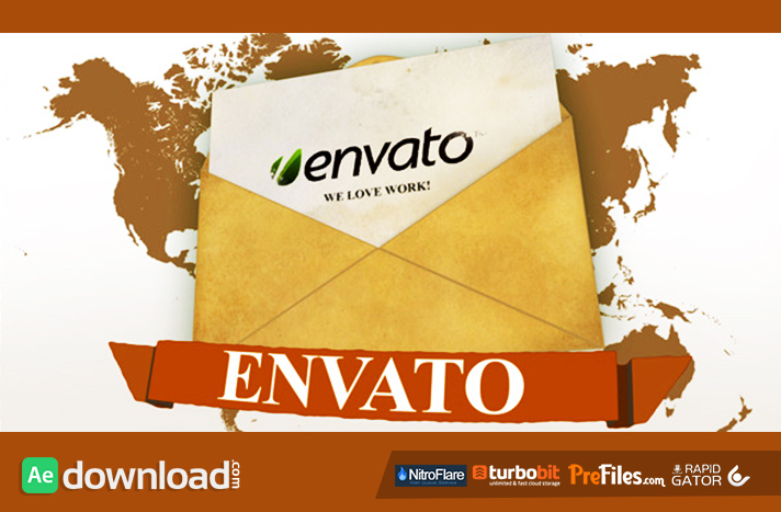 Logo Mail Free Download After Effects Templates