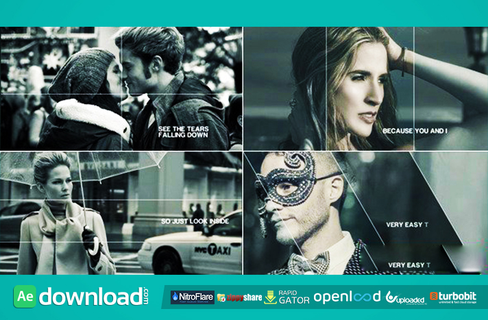 PHOTO SOLID SHOW - AFTER EFFECTS PROJECT (VIDEOHIVE)
