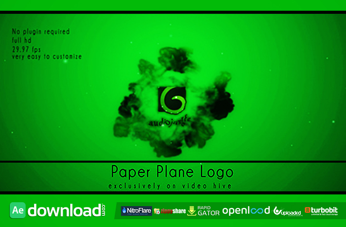 Paper Planes free download (videohive template)