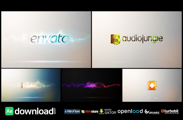 Particle Hit Reveal free download (videohive template)