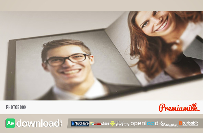 PhotoBook free download (videohive template)