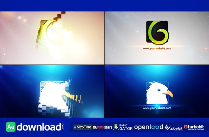 Simple Logo free download (videohive template)