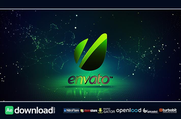 Zodiac 3D Logo free download (videohive template)