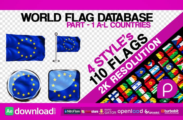 2K World Flag Database Part-1